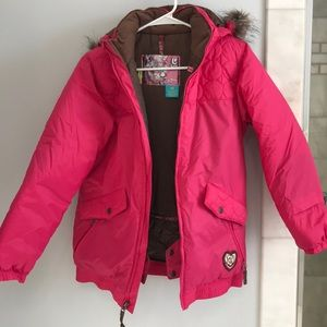 Girls Snowboarding/Ski Jacket